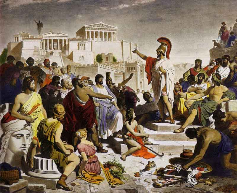 pericles-funeral-oration-thucydides-peloponnesian-war