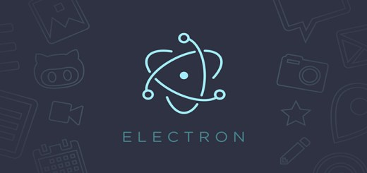 how to create your first electron app