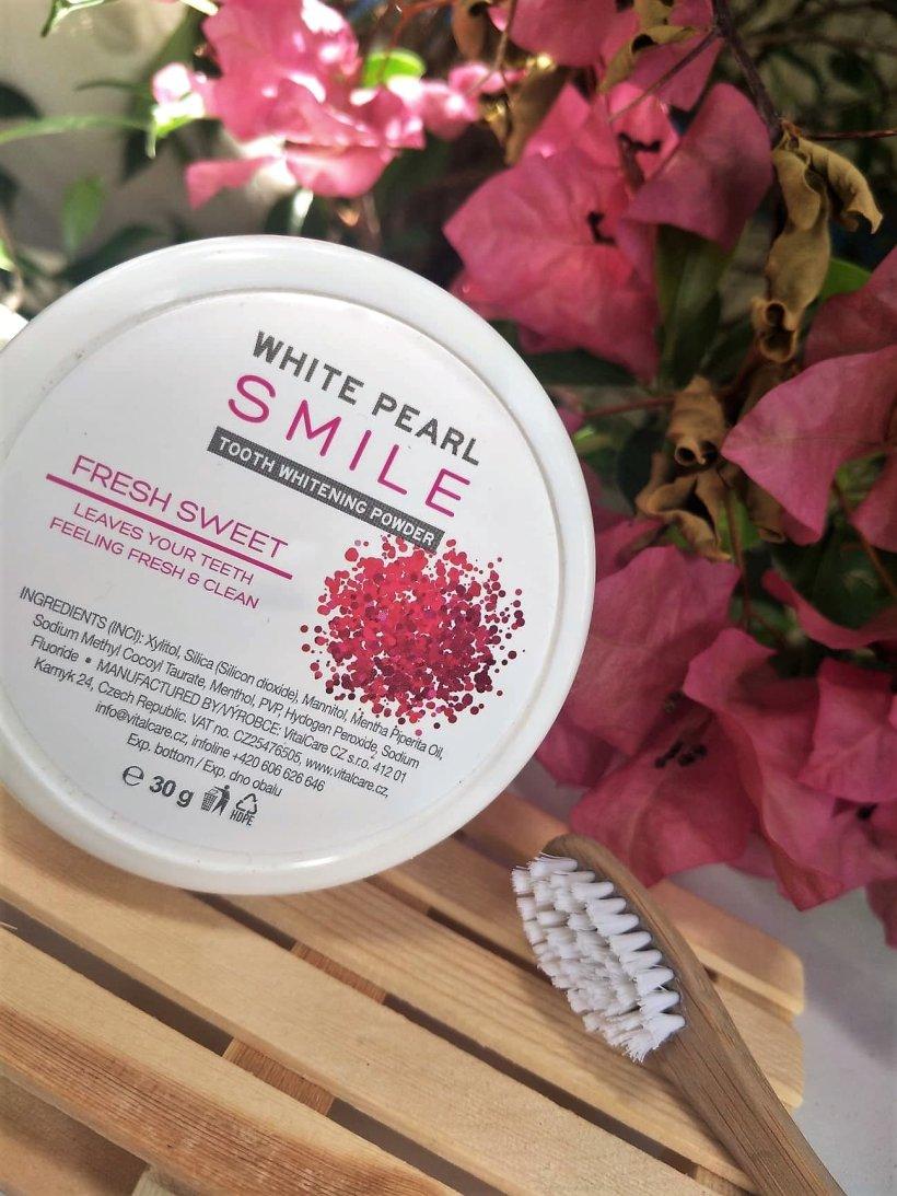 Dentes Brancos e Saudáveis
