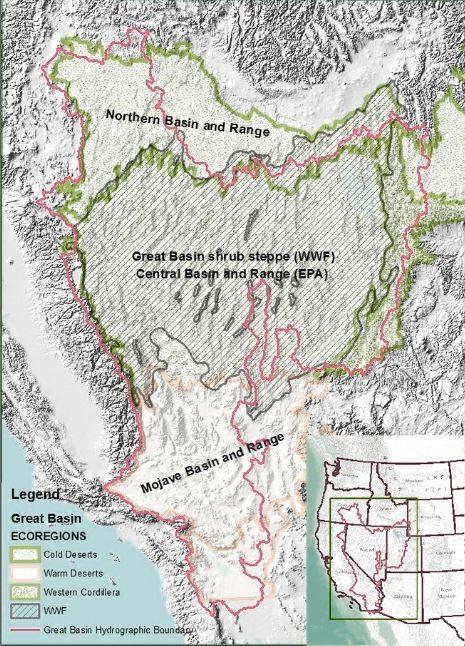 Fracking in Nevada's Great Basin Inevitable