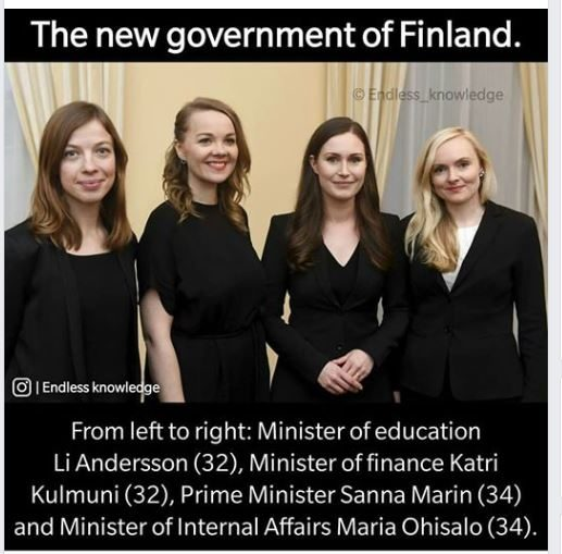 Finland's New Government