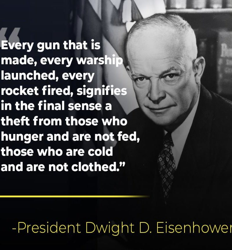 Eisenhower A Man With a Soul