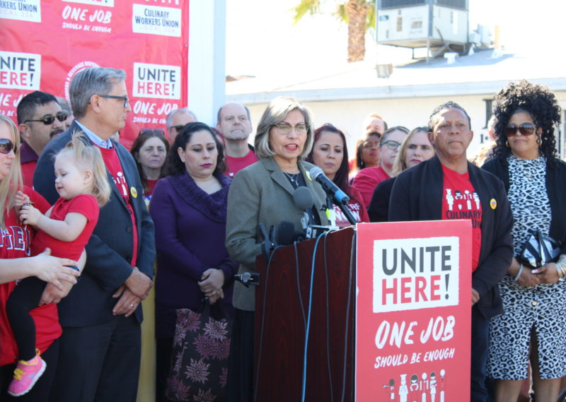 """Culinary Union and UNITE HERE Call for """"Bailout of the American Worker, Not Just Industry"""" As COVID-19/Coronavirus Crisis Mounts"""
