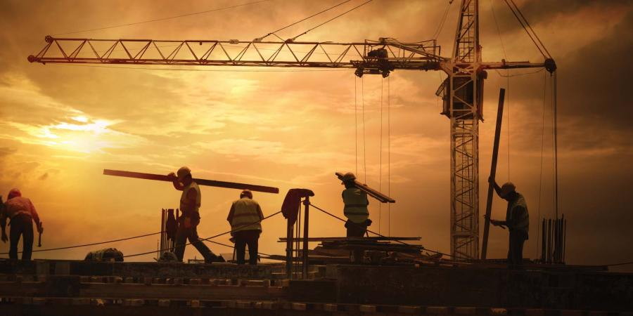 Nevada Builder Crane