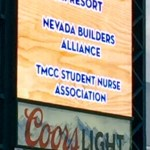 Nevada Builders up in Lights