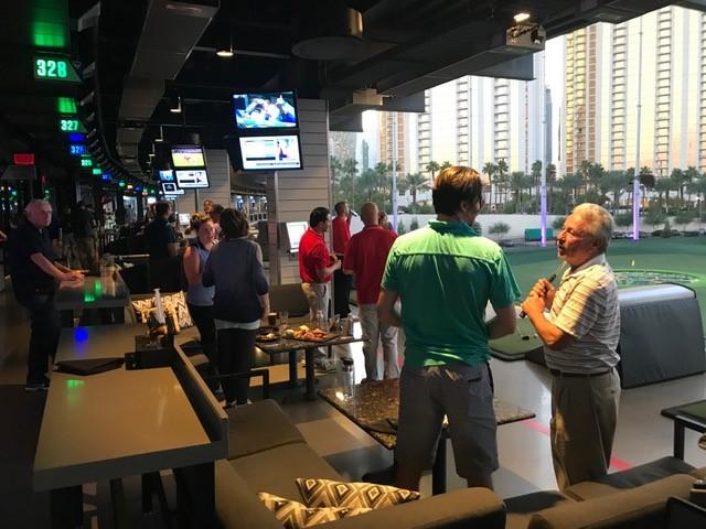 Golf Bays group  Shot