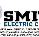 Smith Electric Logo - Letterhead
