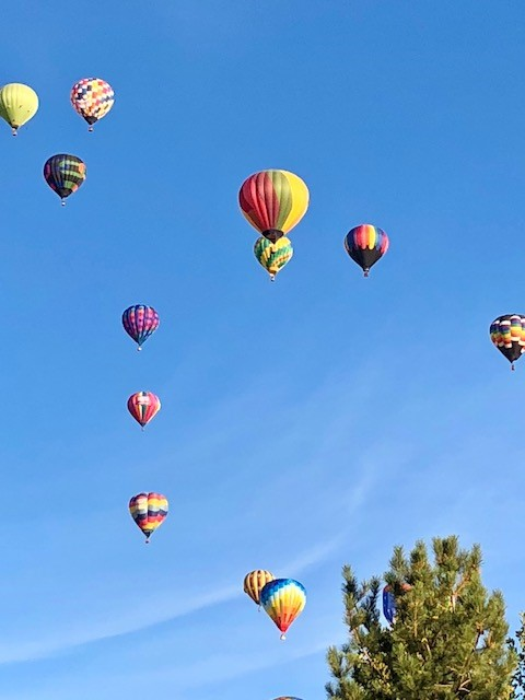 many Baloons