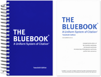 Legal Blue Book