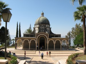 Church of the Beatitudes photo by J. Christy Ramsey