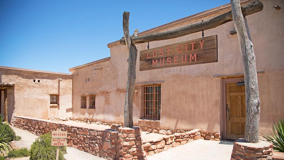 Lost City Museum. Image: Sydney Martinez/Travel Nevada