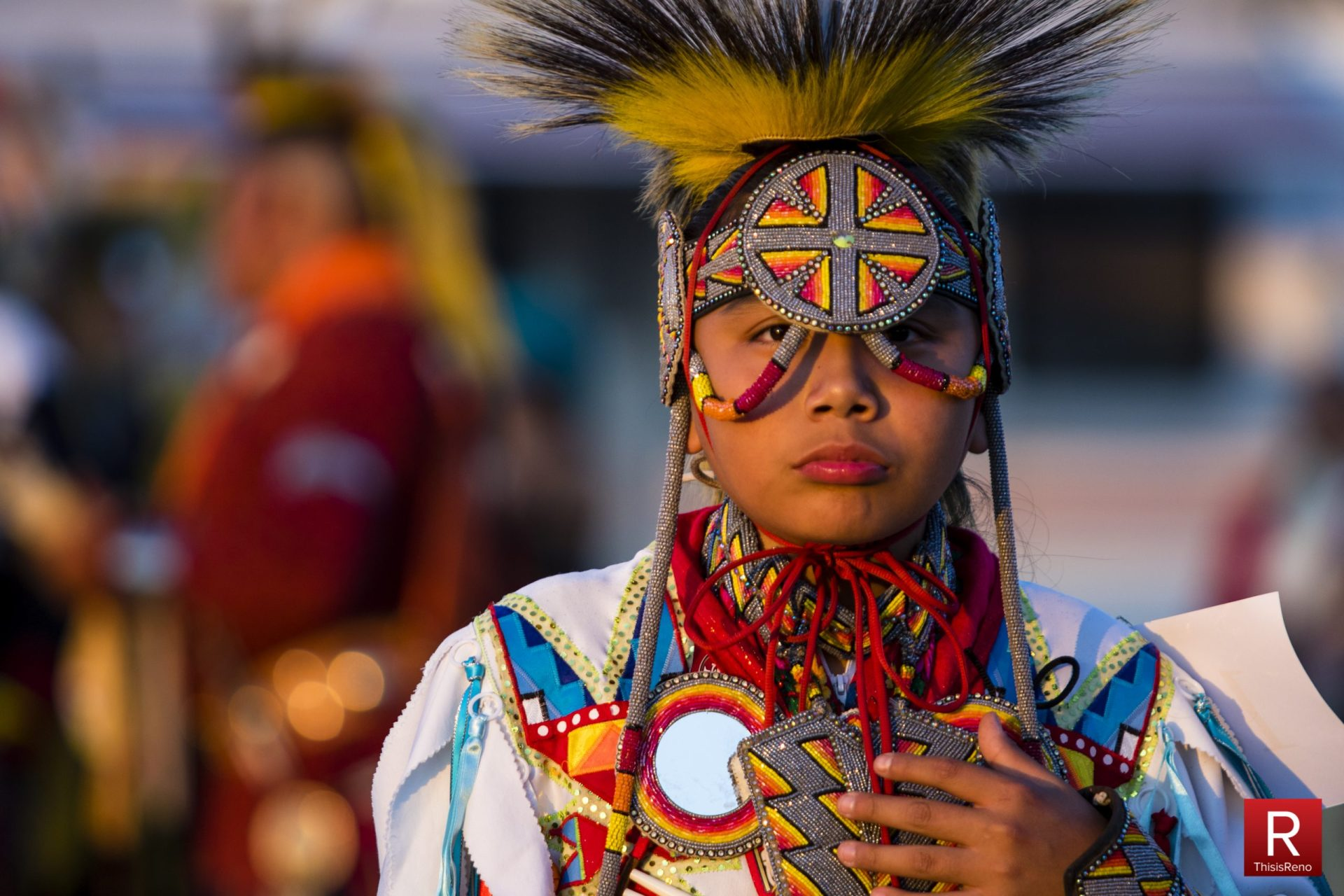 The 2017 Numaga Indian Days Pow Wow in Hungry Valley, Nevada.