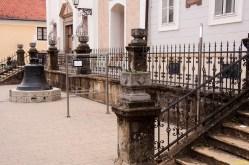 Crkva svete Ane i bivši Pavlinski samostan u Križevcima