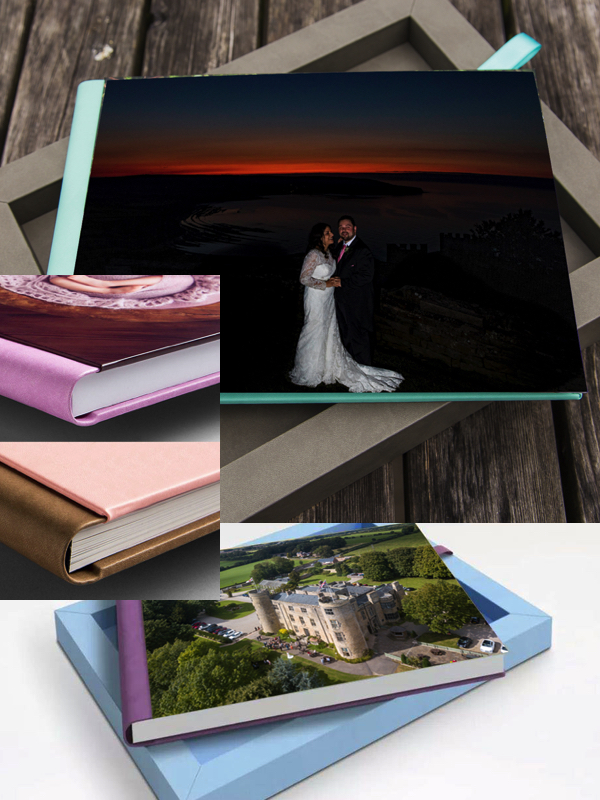 Emerald Wedding Album from Nev Chambers Photography