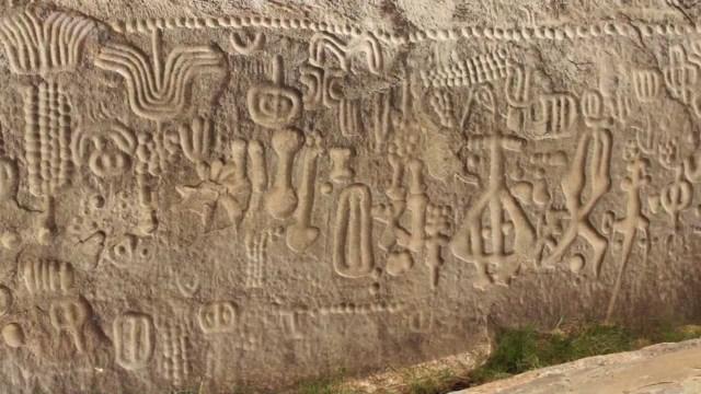 """Kámen Ingá - dávný monument zobrazující unikátní """"hvězdnou mapu"""""""