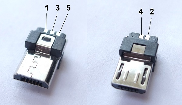 micro usb pinout because everything is terrible — never