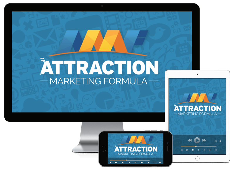 Attraction Marketing Formula