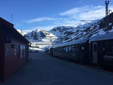 The end of the line in Myrdal
