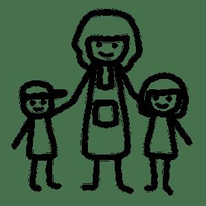 single mom | neveralonemom.com