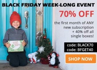 Green kid crafts black Friday deal |neveralonemom.com