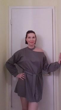 Femme Luxe Cutout jersey dress | http://femmeluxefinery.co.uk/