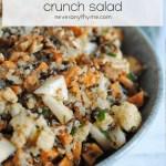 apple quinoa crunch salad