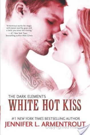 White Hot Kiss by Jennifer L. Armentrout Review