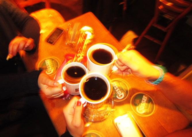 Brinde natalino - 24/12/2012