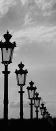 Louvre shapes.
