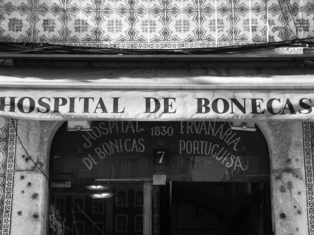 Hospital de Bonecas - Lisbon, Portugal (9)