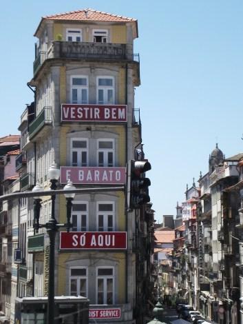 Building at Porto