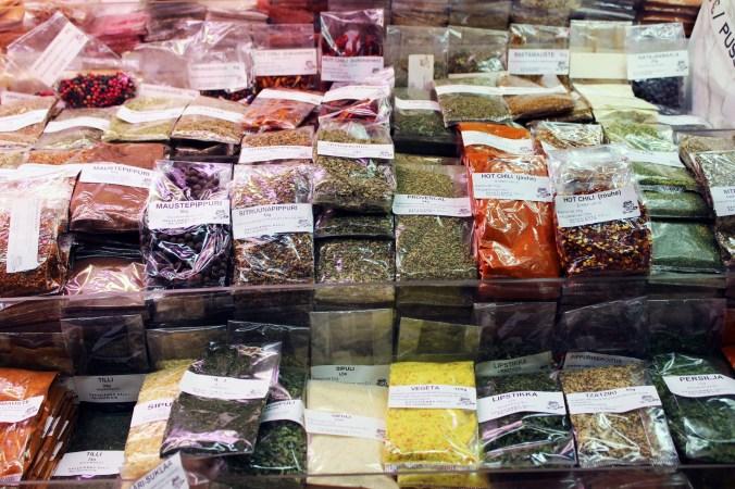 Food Market - Helsinki, Finland