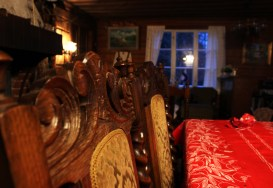 Inside the traditional Finnish house - Hauho, Finland (3)
