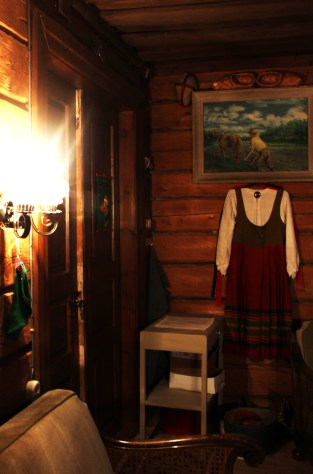 Inside the traditional Finnish house - Hauho, Finland (4)