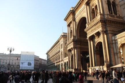 Galleria Vittorio Emanuele 1 - Milan, Italy