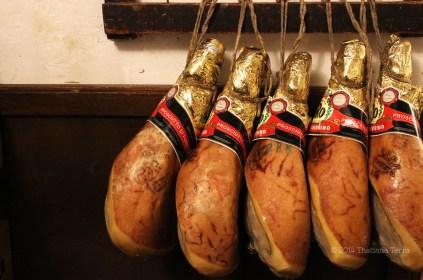Prosciutto di Parma 1 - Gallo D'Oro - Parma, Italy