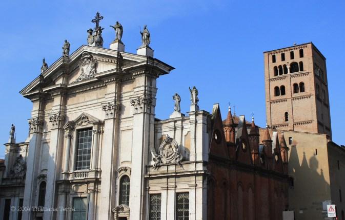 Duomo - Mantova, Italy