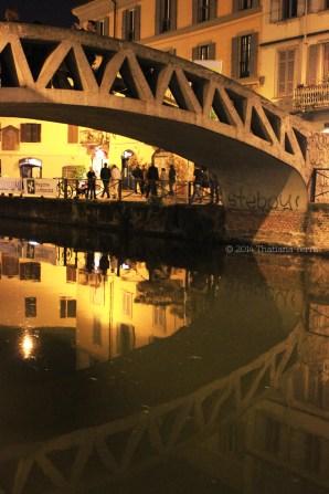 Navigli (Milan, Italy) 5 - 2014 © Thatiana Terra