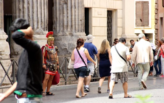 One day in Rome - Photography 7