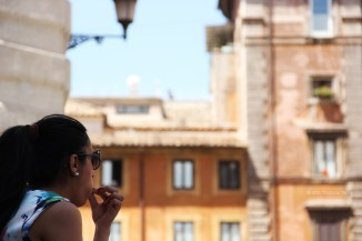 One day in Rome (pizza break) - Photography 14