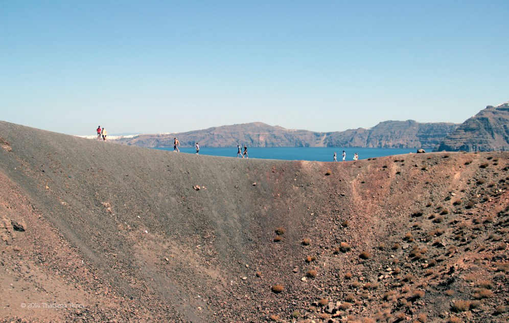 Santorini Series (Gallery 4): Volcano and Hot Springs (1)
