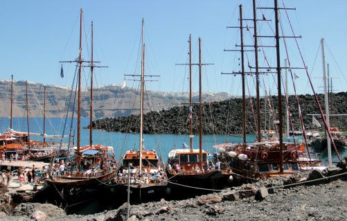 Santorini Series (Gallery 4): Volcano and Hot Springs (7)
