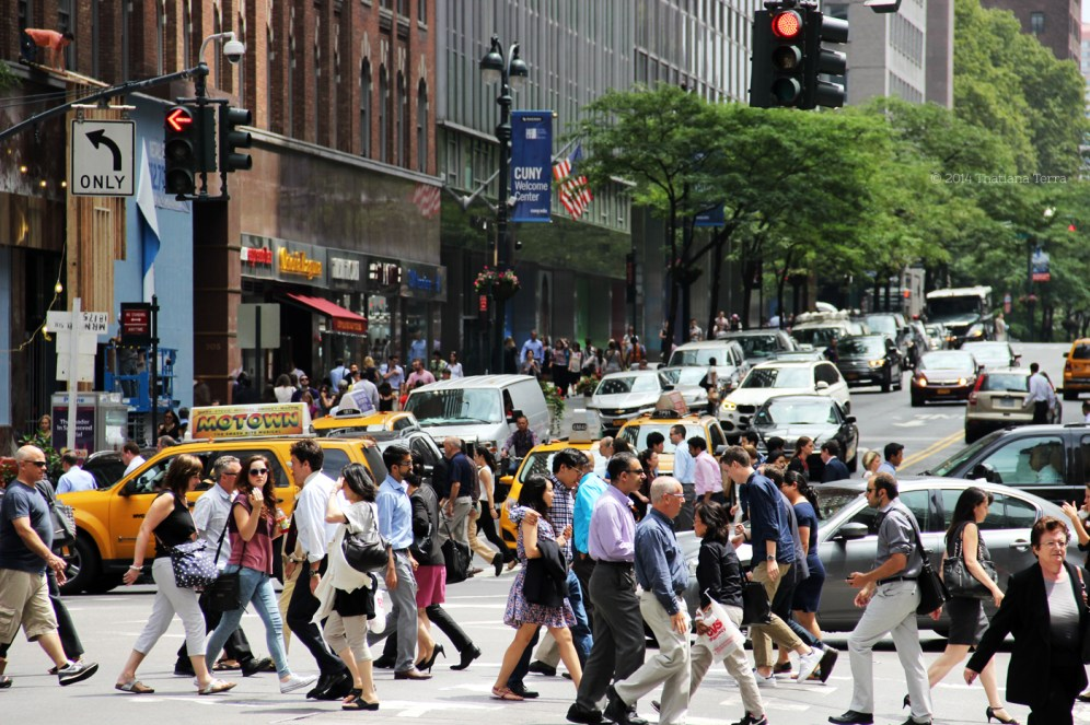 New York: Crowds (2)