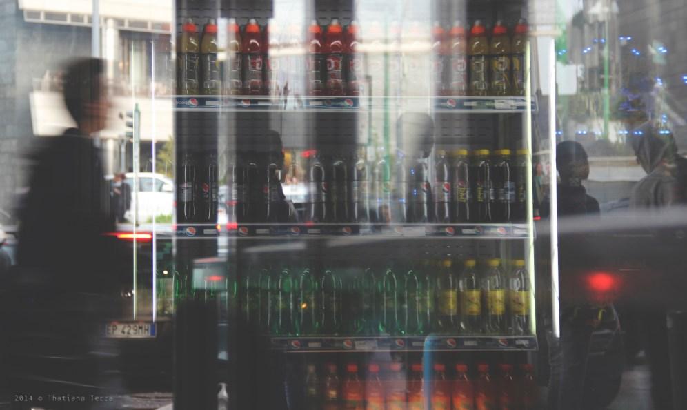 Milan: Through the glass window (1)