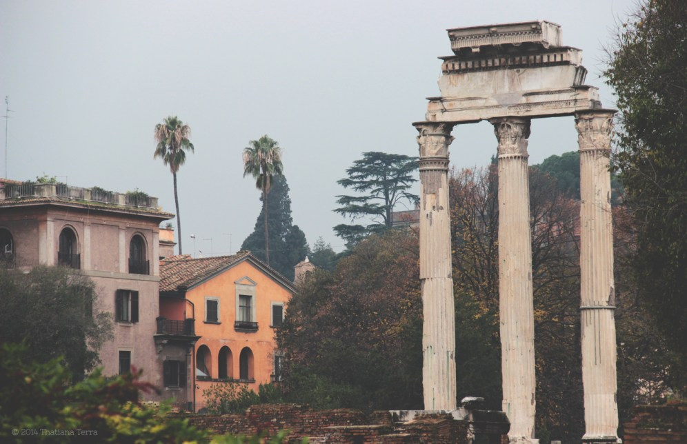 Rome: A grey day (4)