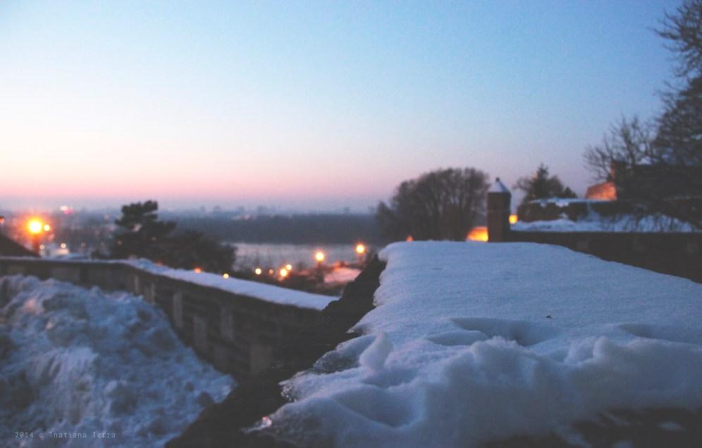 Belgrade: Sunset and friends (3)