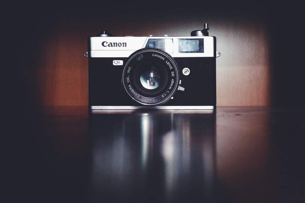 Talks: My first film camera - Canon Canonet QL19 (1)