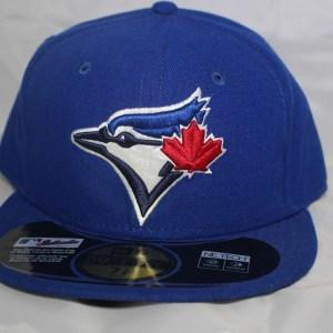 New Era MLB Toronto Blue Jays On-Field Fitted Cap
