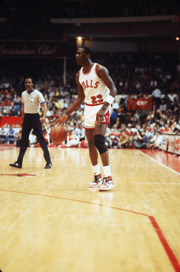 """on this day October 26, 1984, His """"Airness"""" Michael Jordan made his NBA Debut"""