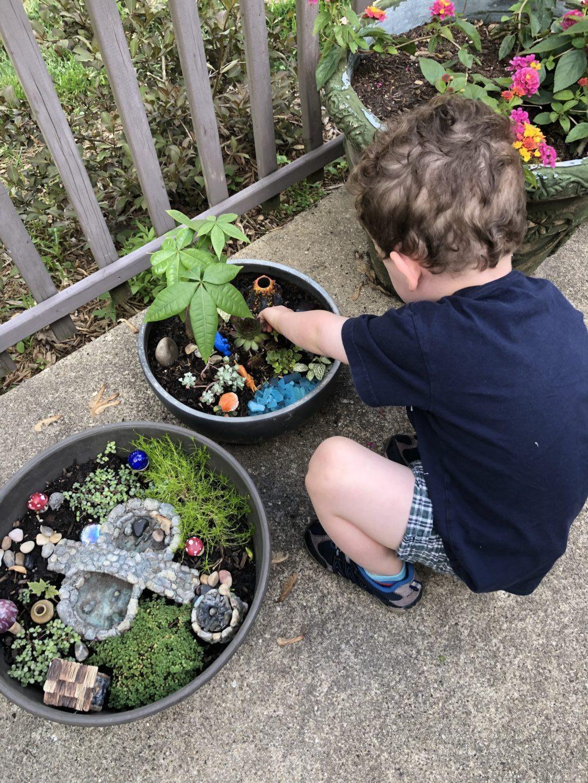 New Ideas For Your Magical Fairy Garden Bowl Neverdonewithfun